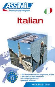 Foto Cover di Italian, Libro di Anne-Marie Olivieri, edito da Assimil Italia