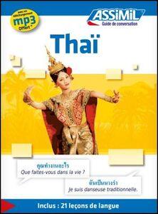 Foto Cover di Thaï, Libro di S. Chomchan,S. Lithicharoenporn, edito da Assimil Italia