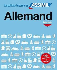 Libro Allemand. Cahier d'exercices. Débutants Bettina Schodel