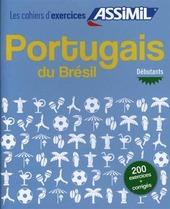 Portugais du Brésil. Cahier d'exercices. Débutants
