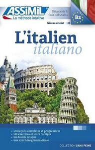 L' italien. Ediz. bilingue - Anne-Marie Olivieri - copertina