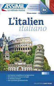 Foto Cover di L' italien, Libro di Anne-Marie Olivieri, edito da Assimil Italia