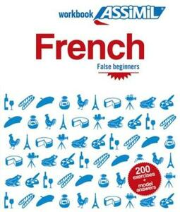 French. Workbook. False beginners - Estelle Demontrond-Box - copertina