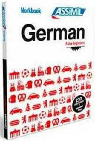 German. Workbook. False beginners
