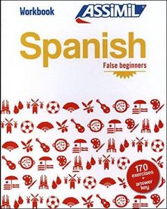 Libro Spanish. Workbook. False beginners Belén Ausejo Aldazàbal , Juan Cordoba