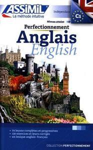 Perfectionnement anglais - Anthony Bulger - copertina