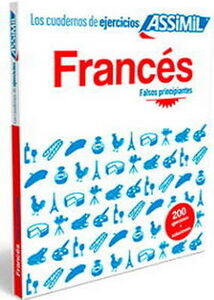 Libro Francés. Cuadernos de ejercicios. Principiantes Estelle Demontrond-Box
