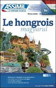 Le hongrois - Georges Kassai,Thomas Szende - copertina