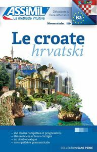 Le croate - Sineva Bene Katunaric - copertina