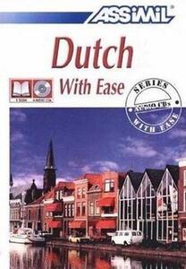 Dutch with ease. Con 4 CD Audio - Léon Verlee - copertina