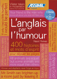 L' anglais par l'humour. Con CD Audio formato MP3
