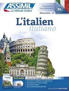 L' italien. Con 4 CD Audio