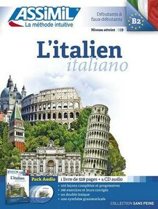 L' italien. Con 4 CD Audio