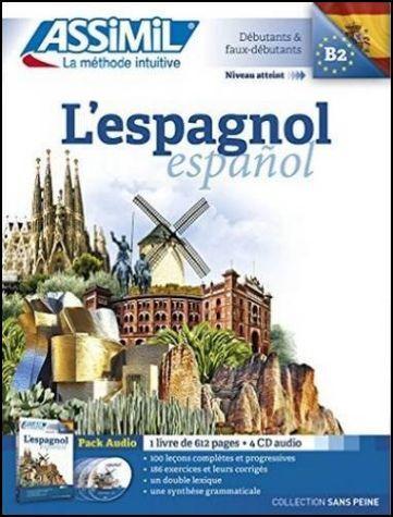 L' espagnol. Con 4 CD Audio
