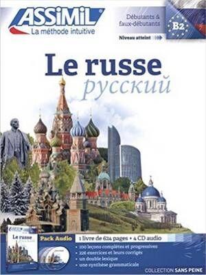 Le russe. Con 4 CD Audio