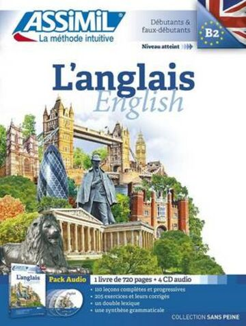 L' anglais. Con 4 CD Audio