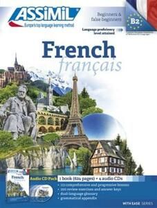 French. Con 4 CD Audio