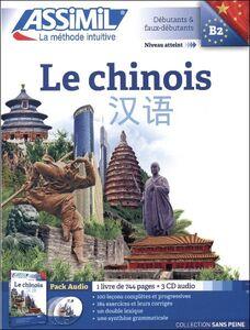 Libro Le chinois. Con 4 CD Audio Hélène Arthus , Mei Mercier
