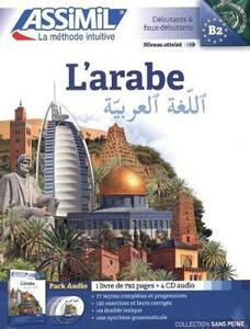 L' arabe. Con 4 CD-Audio