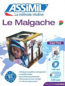 Le malgache. Con 3 CD Audio. Con CD Audio formato MP3 - Narvelo Rajaonarimanana,S. Nirhy-Lanto Rajaonarimanana - copertina