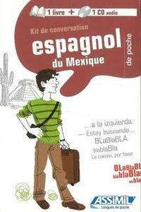 Espagnol du Mexique. Con CD Audio - copertina