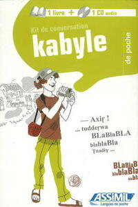 Kabyle. Con CD Audio