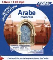 Arabe marocain. Coffret conversation. Con CD Audio formato MP3