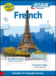 French. Phrasebook pack. Con CD audio formato MP3