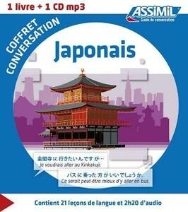 Japonais. Con CD Audio formato MP3 - Catherine Garnier,N. Takahashri - copertina
