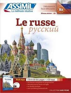 Le russe. Con CD Audio formato MP3 - Victoria Melnikova-Suchet - copertina