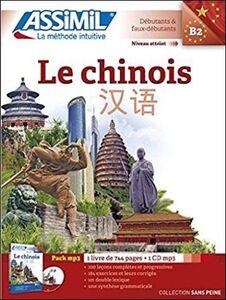 Foto Cover di Le chinois. Con CD Audio formato MP3, Libro di Hélène Arthus,Mei Mercier, edito da Assimil Italia