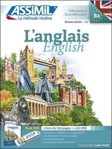 Foto Cover di L' anglais. Con Audio USB in formato MP3, Libro di Anthony Bulger, edito da Assimil Italia