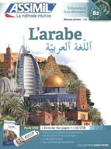 L' arabe. Con USB formato MP3