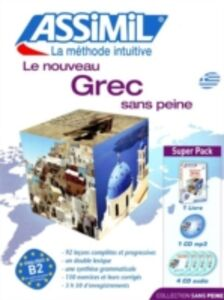 Le nouveau grec sans peine (grec moderne). Con 4 CD Audio. Con CD Audio formato MP3