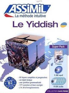 Le yiddish. Con 4 CD Audio. Con CD Audio formato MP3 - N. Dehan-Rotschild,Annick Prime-Margules - copertina