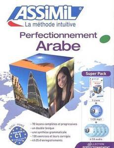 Perfectionnement arabe. Con 4 CD Audio. Con CD Audio formato MP3 - Dominique Halbout,Jean-Jacques Schmidt - copertina