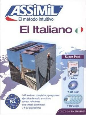 Italiano (El). Con 4 CD Audio. Con CD Audio formato MP3
