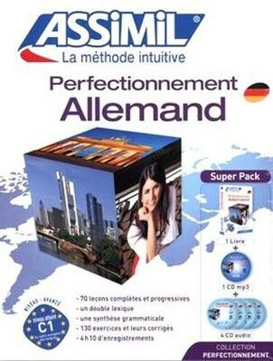 Perfectionnement allemand. Con 4 CD Audio. Con CD Audio formato MP3