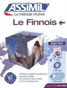 Le finnois. Con 4 CD Audio. Con CD Audio formato MP3
