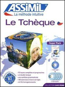 Libro Le tchèque. Con 4 CD Audio. Con 1 CD Audio formato MP3 Olga Spilar