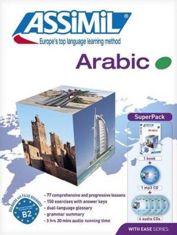 Arabic. Con 4 CD Audio. Con CD Audio formato MP3