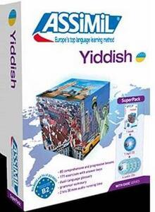 Yiddish. Con 4 CD Audio. Con CD Audio formato MP3