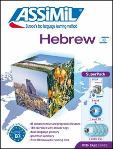 Hebrew. Con 4 CD Audio. Con CD Audio formato MP3