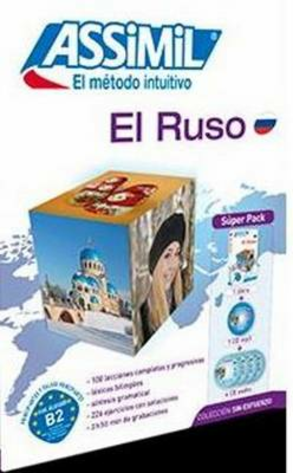 El Ruso. Con 4 CD Audio. Co...