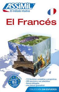 Francés. Con 4 CD Audio. Con 1 CD Audio formato MP3 (El) - Anthony Bulger,Jean-Loup Cherel - copertina