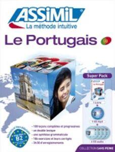 Libro Le portugais. Con 4 CD Audio. Con CD Audio formato MP3 José-Luis De Luna , Irène Freire Nunes