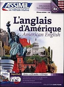 Libro L' anglais d'Amérique. Con 4 CD Audio. Con CD audio formato MP3 David Applefield