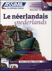 Le néerlandais. Con 4 CD Audio. Con CD audio formato MP3 - Ineke Paupert - copertina