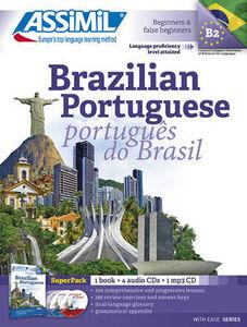 Foto Cover di Brazilian portuguese. Con 4 CD Audio. Con CD Audio formato MP3, Libro di AA.VV edito da Assimil Italia