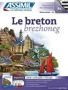 Libro Le breton. Con 4 CD audio. Con CD audio formato MP3 Divi Kervella